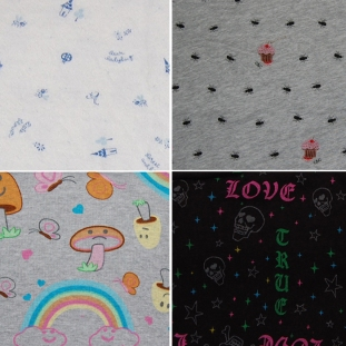 Knit Fabrics -Various